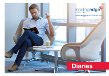 Leading Edge Marketing & Promotions Diaries